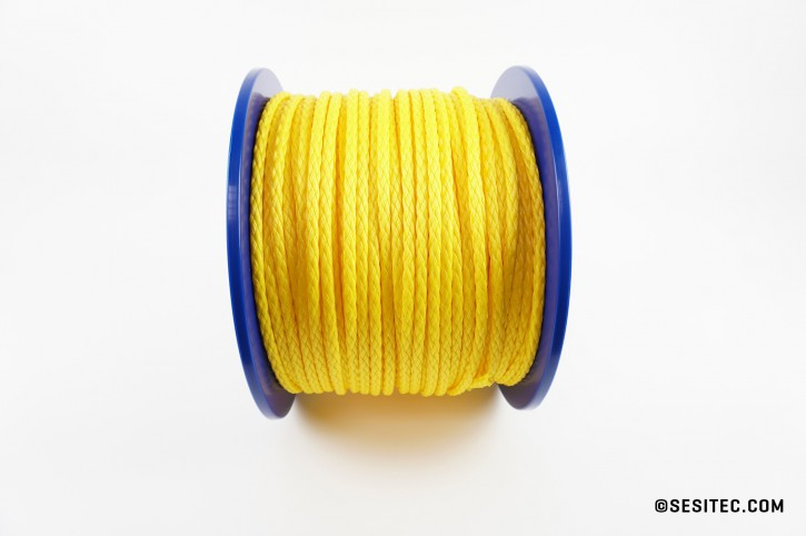 Rope 200m yellow