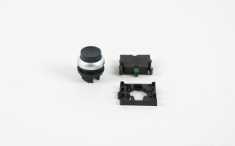 sl.Push button f. Controller, for-/backward