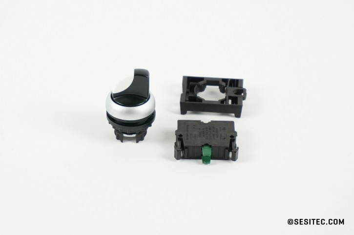 sl.Switch for Controller, Manuell/ Automatic cpl.